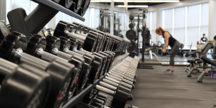 Joining A Gym A New Year's Fitness Resolution That's Worth Making!