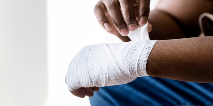 Taking Active Steps to Avoid and Prevent Injury (1)