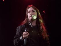 Lavapiés Diverso 2015   Concierto Plaza de Agustín Lara   14/11/2015   Emi Rap   2   Foto Paula Díaz/PqHdM