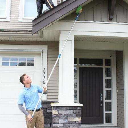 siding cleaning montreal