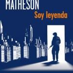 Portada Soy leyenda de Richard Matheson