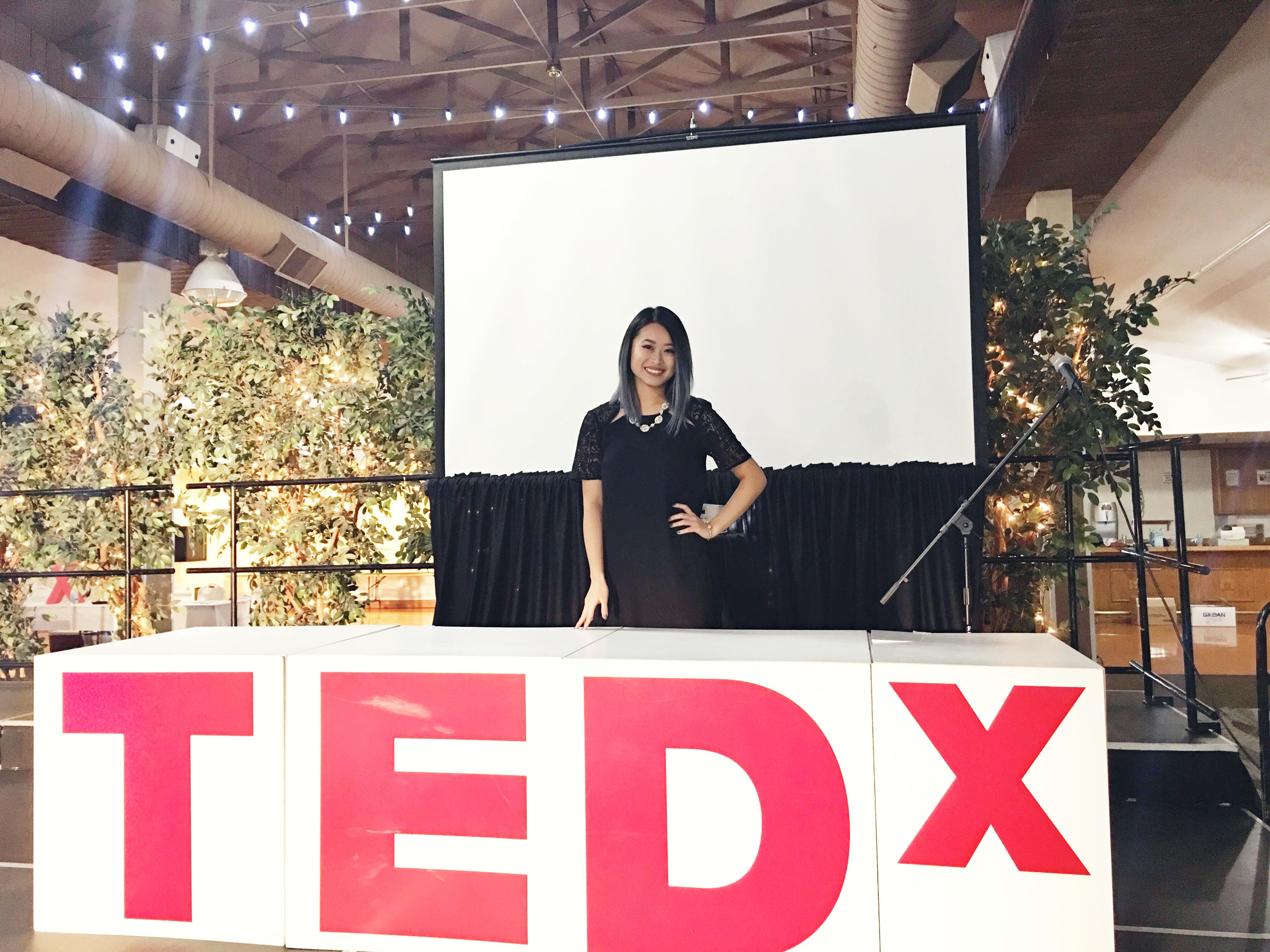 TEDx Aileen Xu