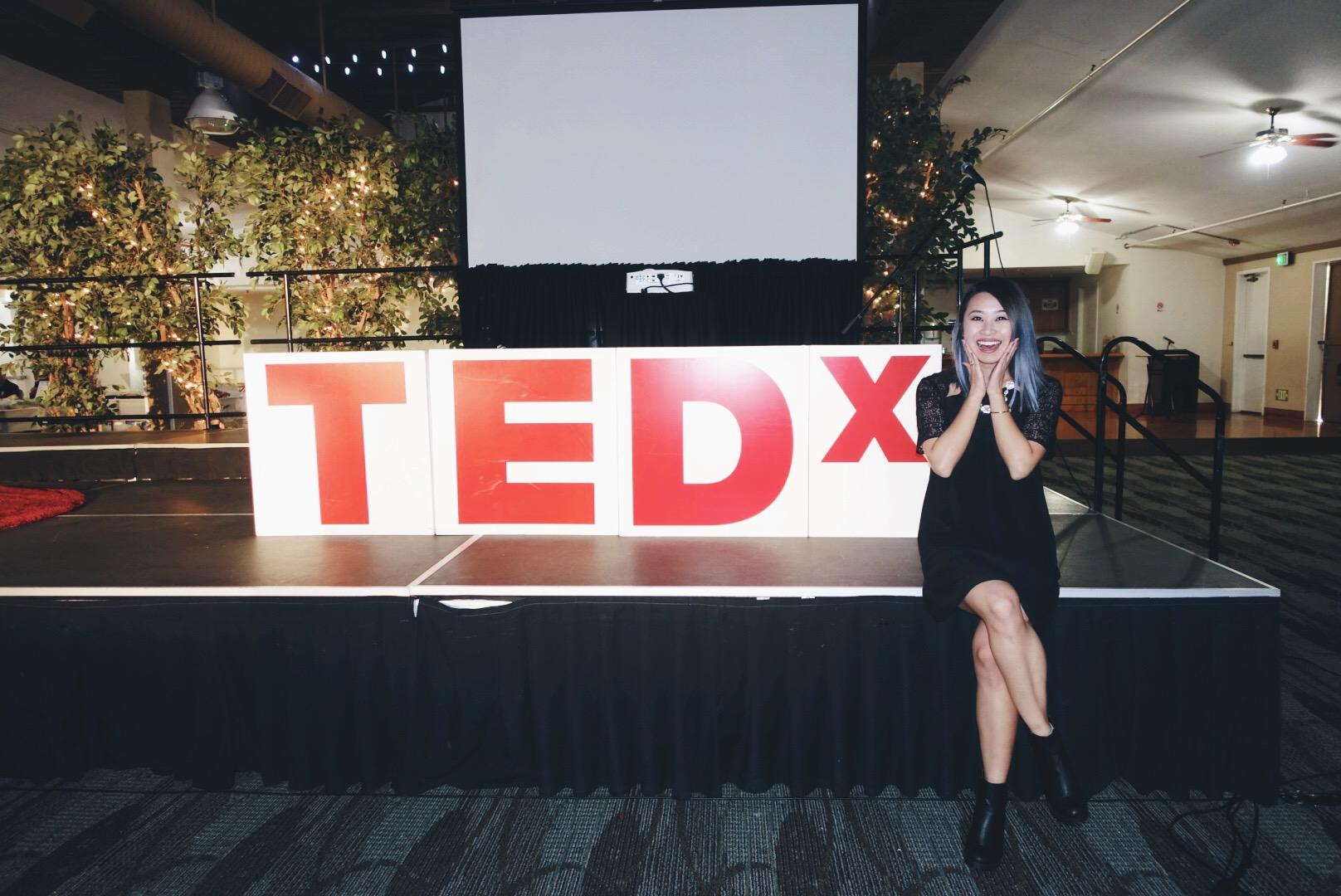 TEDx Aileen Lavendaire