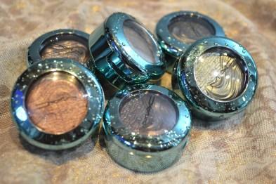 Alluring Aquatic Eyeshadows
