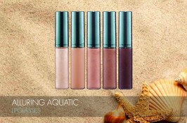 alluring aquatic lipglasses