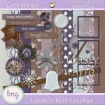 """Cozy Winter"" Mini Kit (Dec. '14)"
