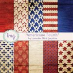 New releases – Fourth of July Papers and more!