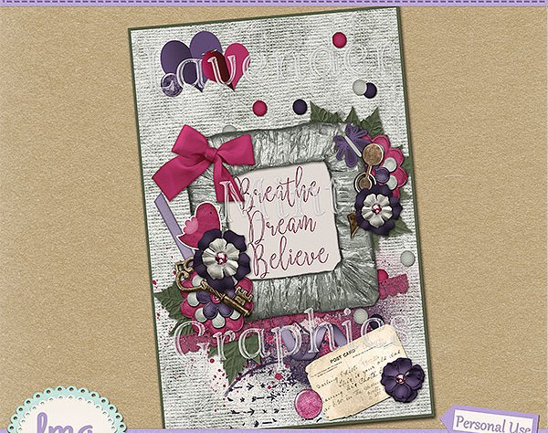 Digital Printable Journal Wall Art