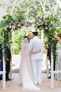 Gazebo wedding image
