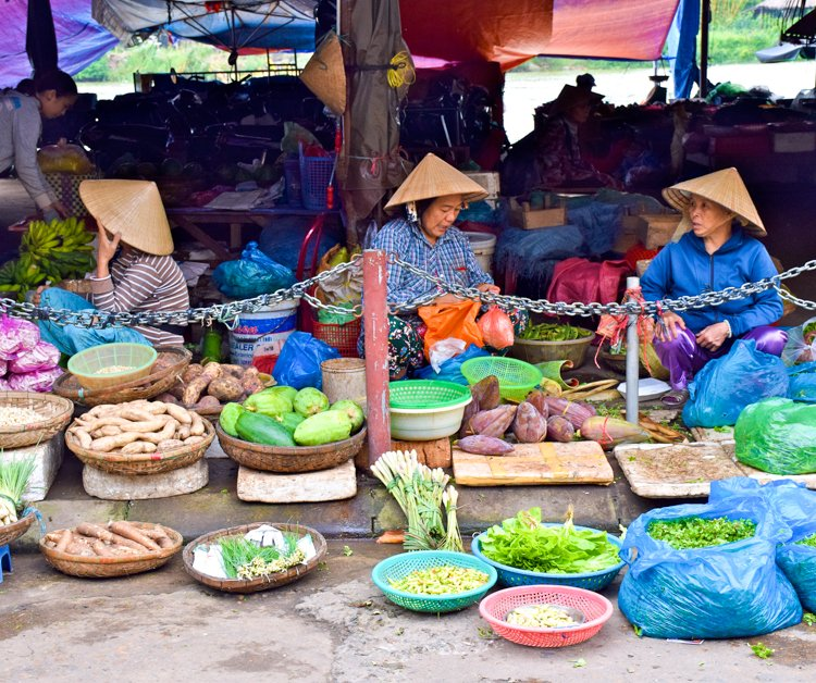 Central Market, Hoi An, Vietnam