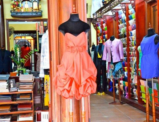 Tailor, Hoi An, Vietnam