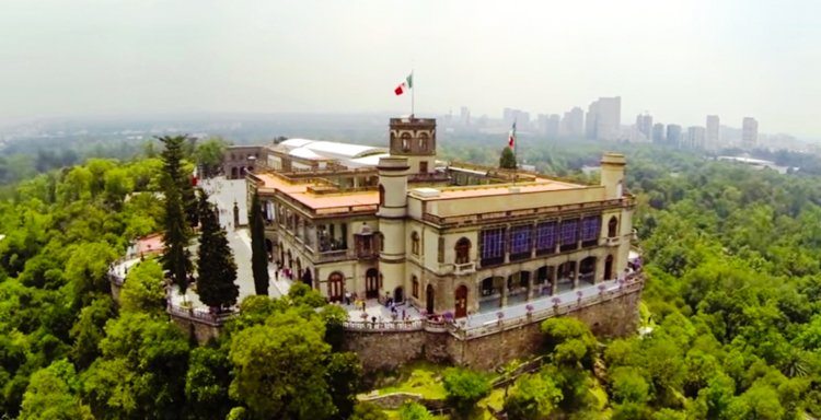 Things to do Mexico City - Chapultepec Castle