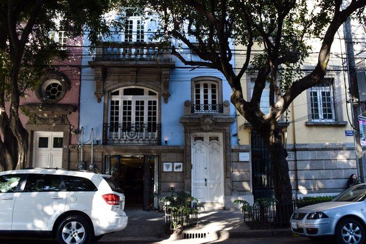 Calle Colima (Colima Street) - La Roma, Mexico City