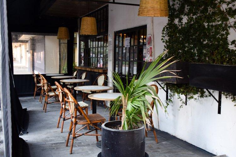 Cafe Toscano - La Roma, Mexico City