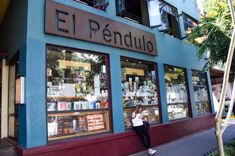 El Pendulo - Mexico City's Trendiest Neighborhoods