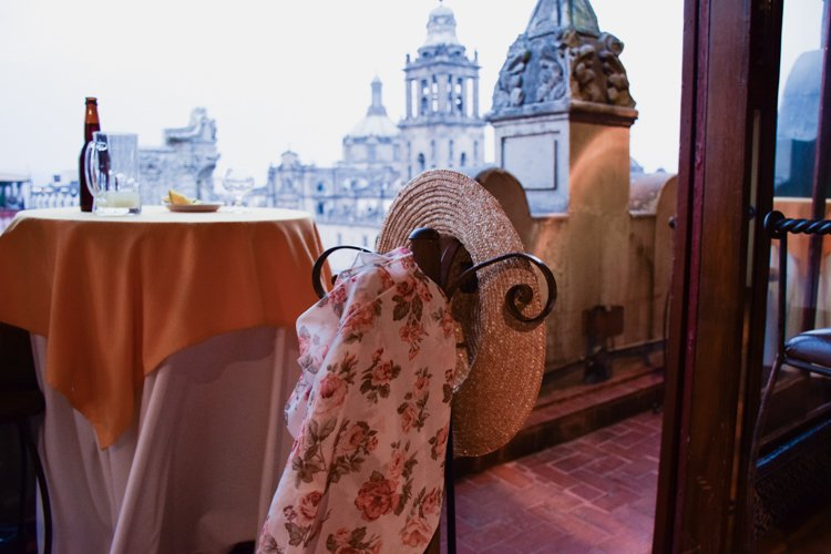 La Terraza - 20 Photos Inspire You to Visit Mexico City, Mexico