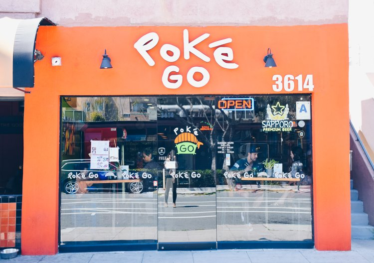 Poke Go - Best Places to Eat in San Diego