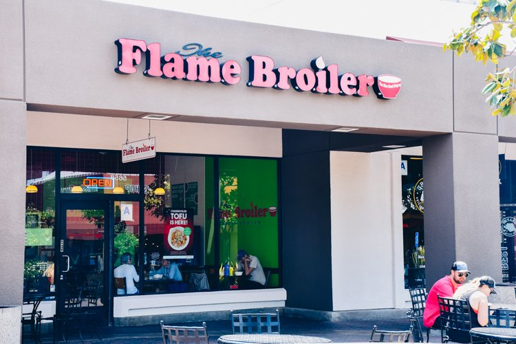 The Flame Broiler - Best Places to Eat in San Diego