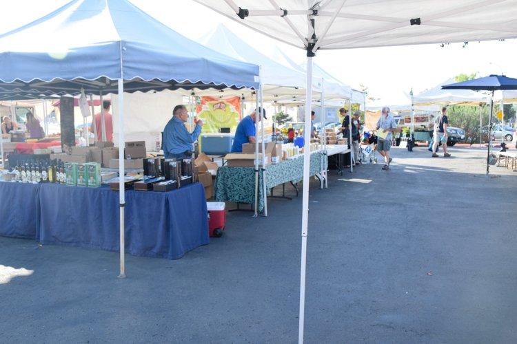 La Mesa Farmers Market - San Diego Farmers Market