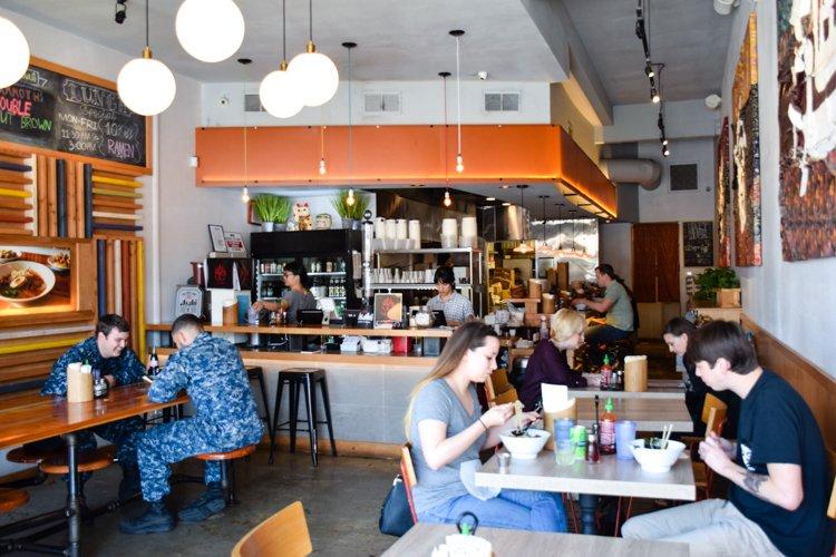 Tajima Ramen Bar - Best Places to Eat in San Diego
