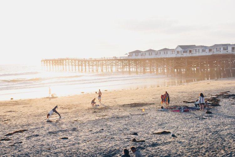Mission Beach - Best Beaches in San Diego