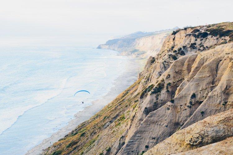 La Jolla Cliffs - Best Beaches San Diego