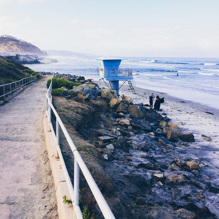 Torrey Pines State Beach - Best Beaches in San Diego