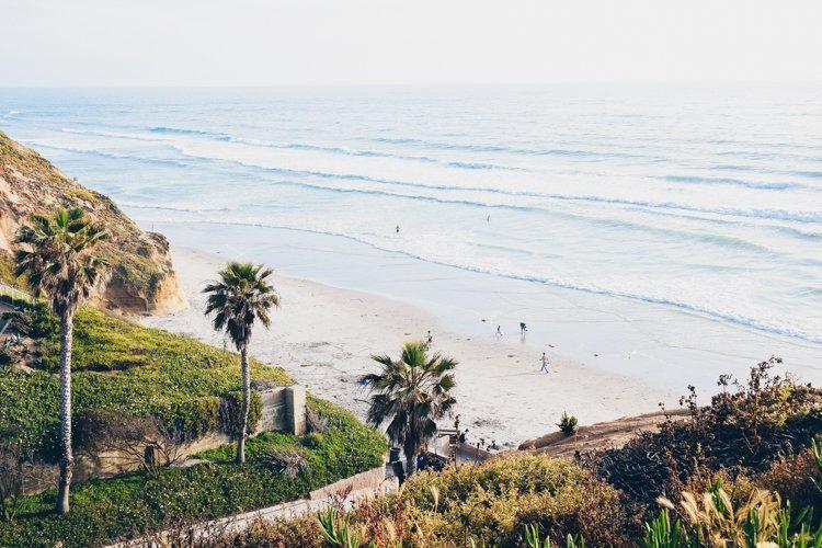 Solana Beach - Best Beaches San Diego