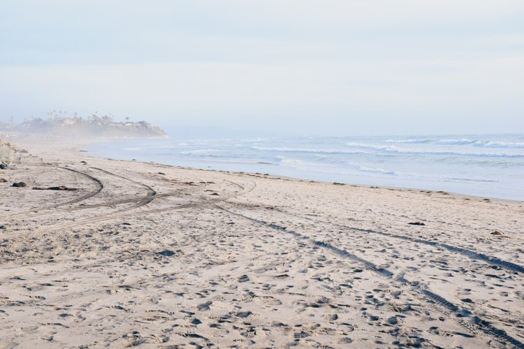 Cardiff-by-the-Sea - Best Beaches in San Diego