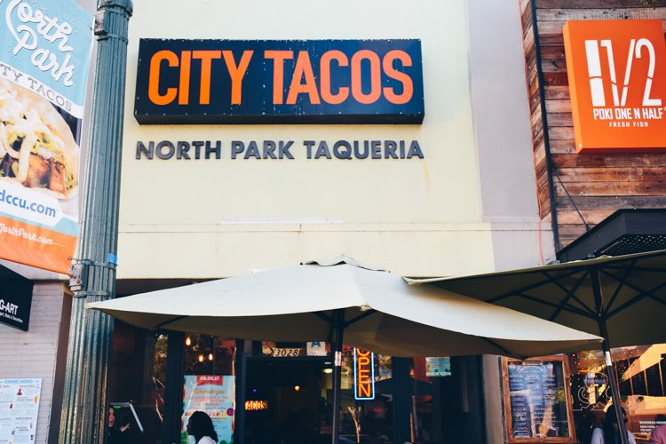 City Tacos North Park - Best Street Tacos San Diego
