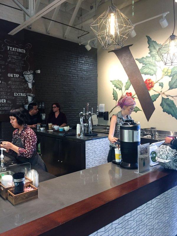 Best San Diego Coffee Shops - Cafe Virtuoso