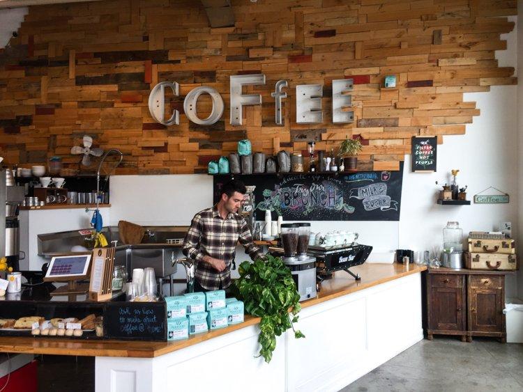Best San Diego Coffee Shops - Bean Bar