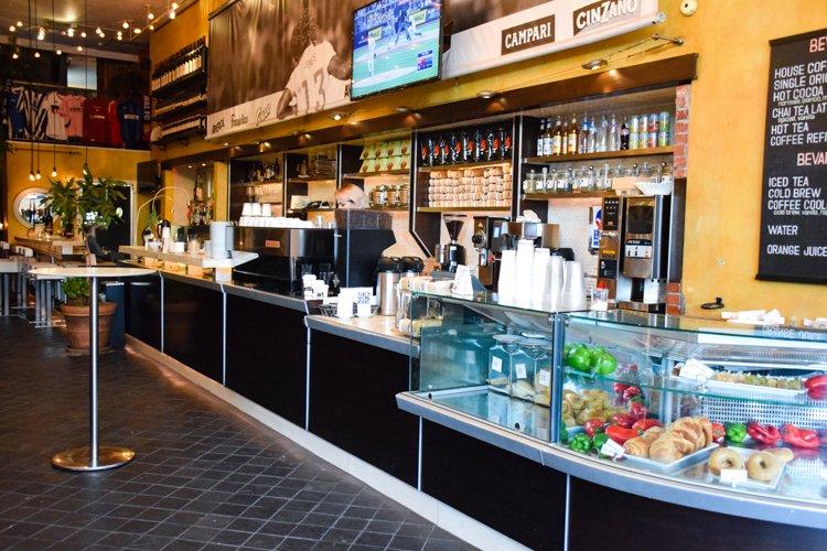 Best San Diego Coffee Shops - Cafe Calabria