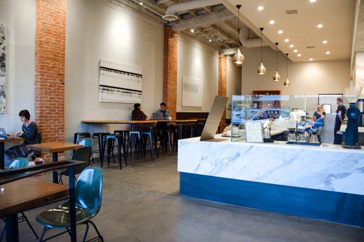 Best San Diego Coffee Shops - Holsem Coffee