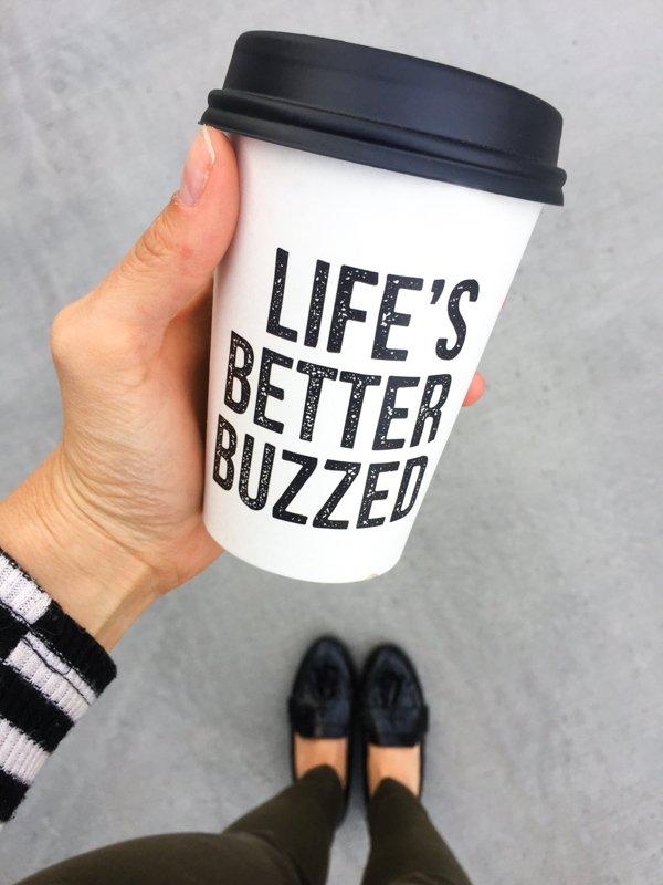 Better Buzz Coffee - San Diego Instagram Spots