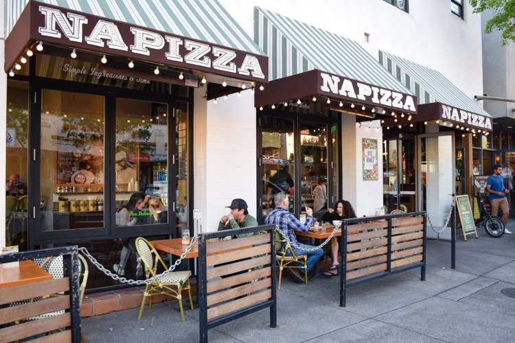 Napizza Little Italy - Downtown - San Diego Neighborhood