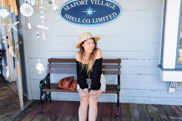 San Diego Bucket List - Seaport Village