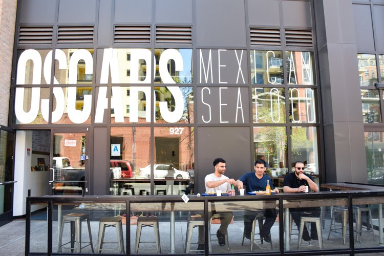 Best Street Tacos San Diego - Oscars Mexican Seafood