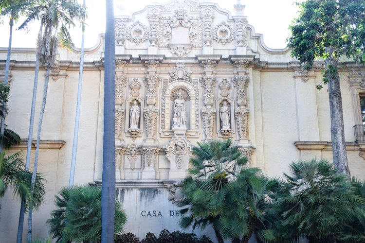 San Diego Bucket List - Balboa Park