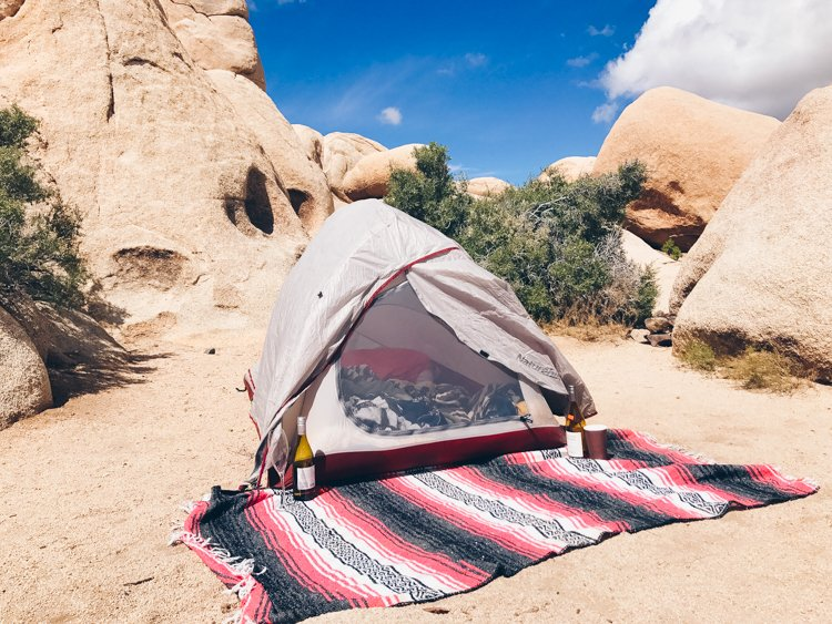 Belle Campgrounds - Joshua Tree National Park
