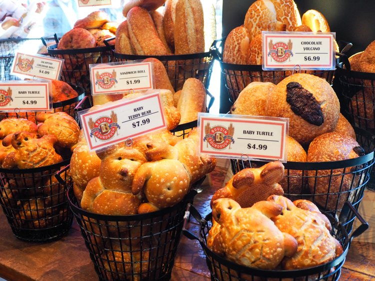 Boudin Bakery and Cafe - 48 Hours in San Francisco