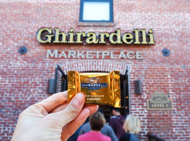Ghirardelli Square - 48 Hours in San Francisco