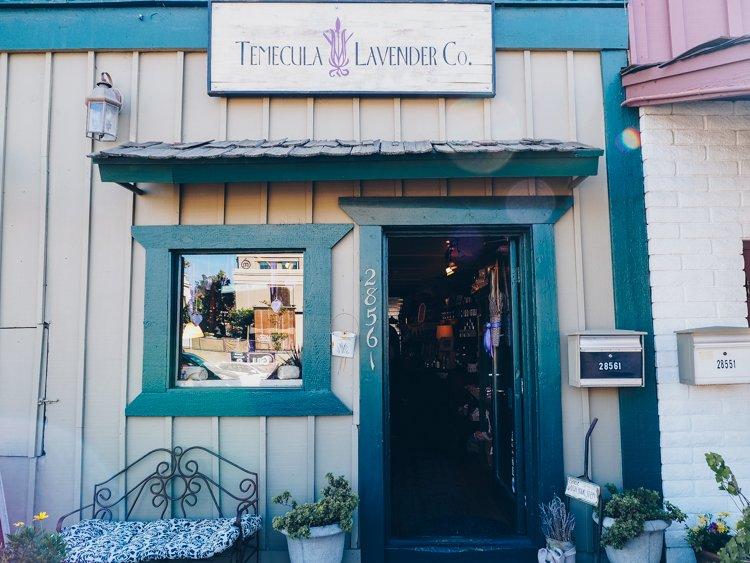 Temecula Lavender Co. - Temecula Valley Wineries