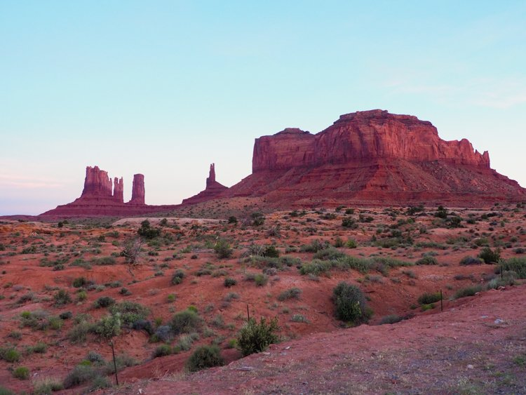 Visiting Monument Valley, Arizona