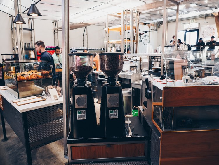 Best Coffee Shops in Venice Beach - Intelligentsia Coffee