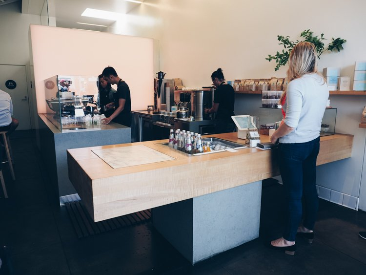 Best Coffee Shops in Venice Beach - Blue Bottle Coffee