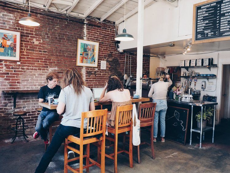 Best Coffee Shops in Venice Beach - Groundworks Coffee Co