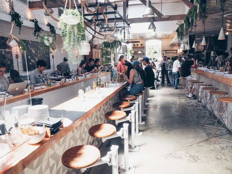 The Butcher's Daughter - Abbot Kinney - The Ultimate Guide to Venice Beach