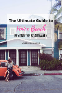 The Ultimate Guide to Venice Beach