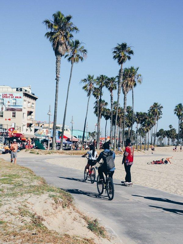 Venice Beach Boardwalk